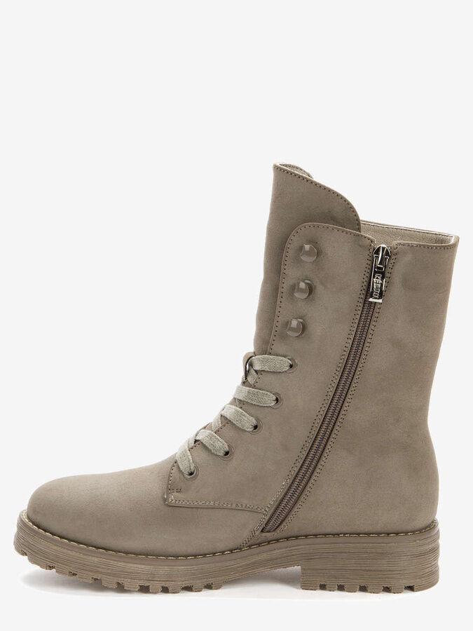 808127/08-08 т.бежевый иск.нубук женские ботинки