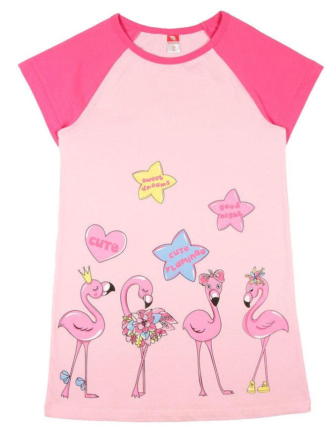 Сорочка короткий рукав для девочек