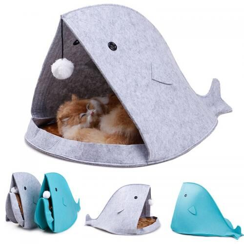 Домик для животных Акула