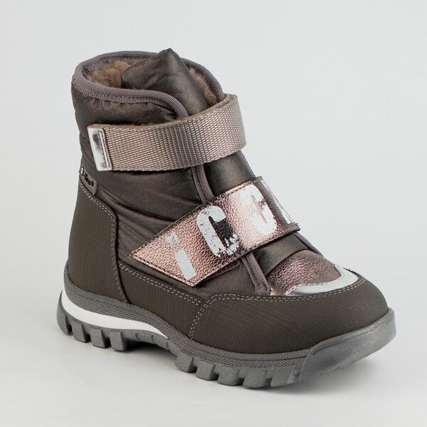 Ботинки девочка зима
