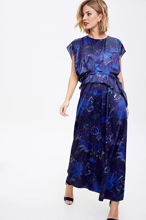 Платье Silko набивка во Владивостоке