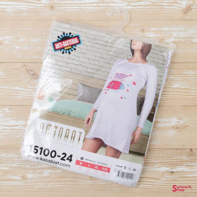 Рубашка женская 15100-24