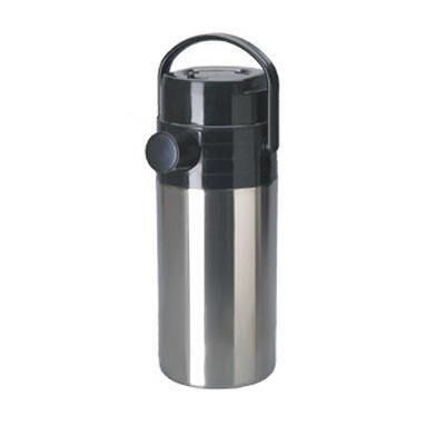 "Термос металлический корпус, узкое горло ""Гейзер"" д15, h43,5"