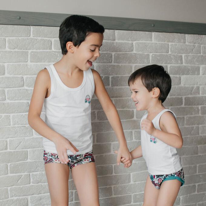 Трусы-боксеры для мальчика  'Funny'