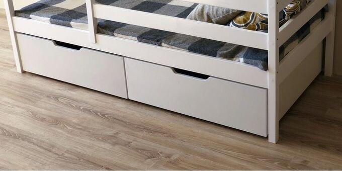 Ящик для домика 160*80 серый
