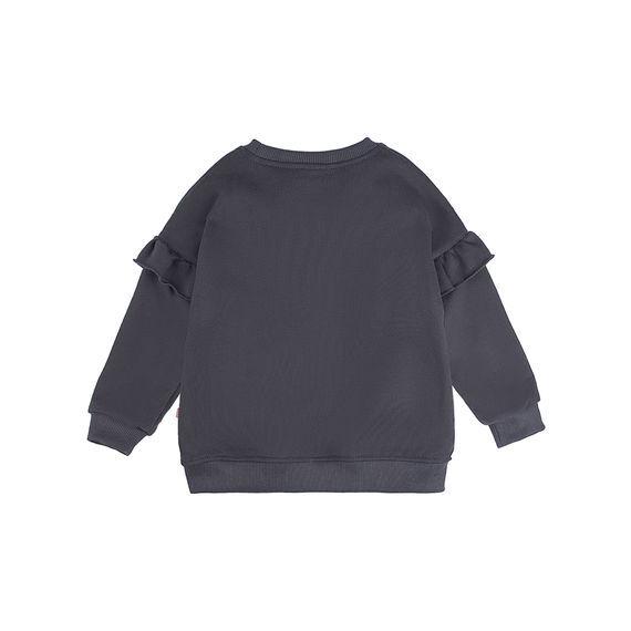 Свитшот Количество в упаковке: 1; Артикул: BN-183МПО20-461; Цвет: Тёмно-серый; Ткань: Футер 3-х нитка; Состав: 100% Хлопок; Цвет: Тёмно-серый | Тёмно-серыйСкачать таблицу размеров