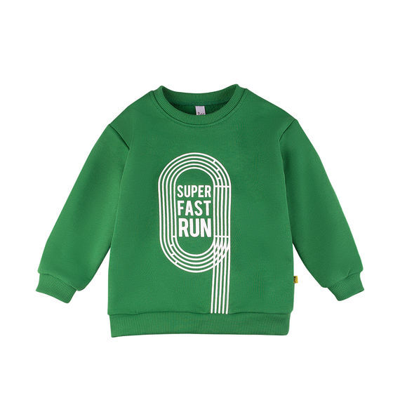 Свитшот ДМ Количество в упаковке: 1; Артикул: BN-210О20-461; Цвет: Зелёный; Ткань: Футер 2-х нитка; Состав: 100% Хлопок; Вес- от: 122 г.; Цвет: Зелёный | ЗелёныйСкачать таблицу размеров