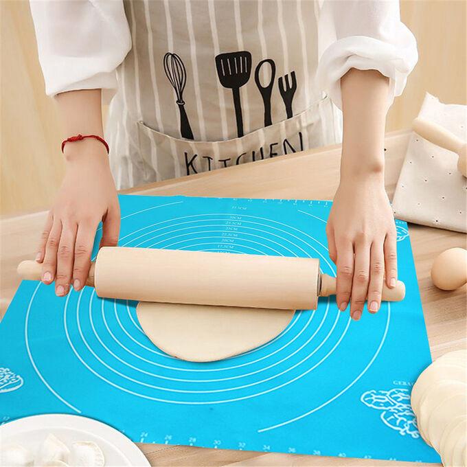 Силиконовый коврик для выпечки / 40 x 50 см