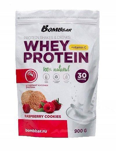 Протеин BOMBBAR WHEY - 0.9 кг
