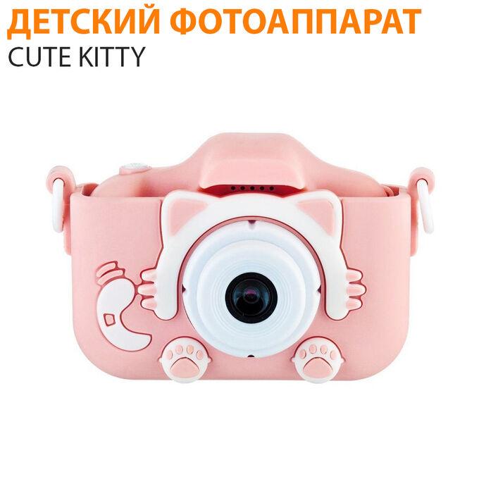 Детский фотоаппарат Cute Kitty