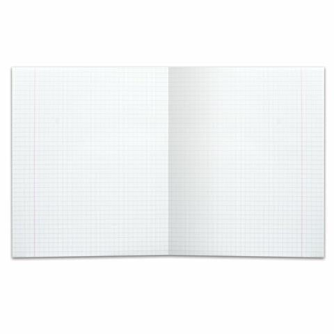 Тетрадь 18 л. BRAUBERG КЛАССИКА, клетка, обложка картон, АССОРТИ (5 видов), 401991