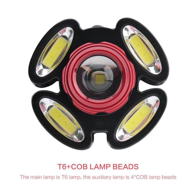 Налобный фонарь Headlight Rotary Zoom