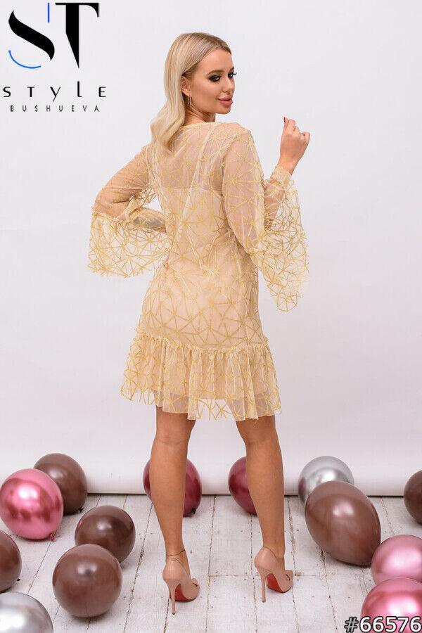 Платье 66576