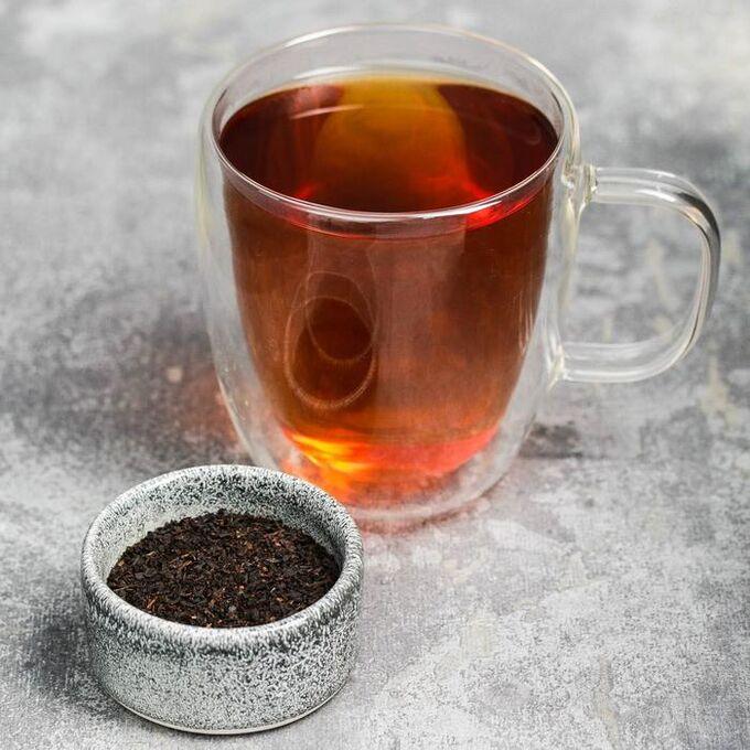 Чай чёрный «Крутой мужик», с апельсином и шоколадом, 100 г.