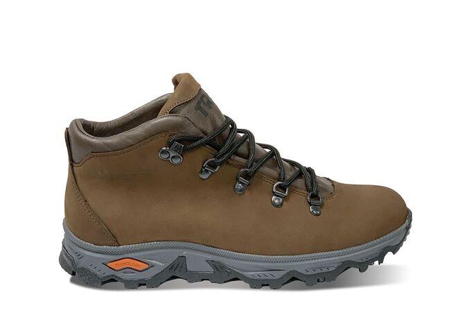 Ботинки TREK Andes3.1 коричневый (шерст.мех)