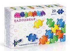 Нордпласт Напольная мозаика (20 фишек в коробке)