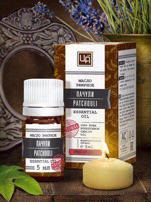 Эфирное масло Пачули 5 мл