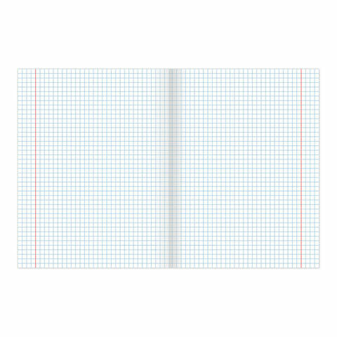 Тетрадь ВЕЛИКИЕ ИМЕНА. Ломоносов М.В., 12 л. клетка, плотная бумага 80 г/м2, обложка тонированный офсет, BRAUBERG, 105712