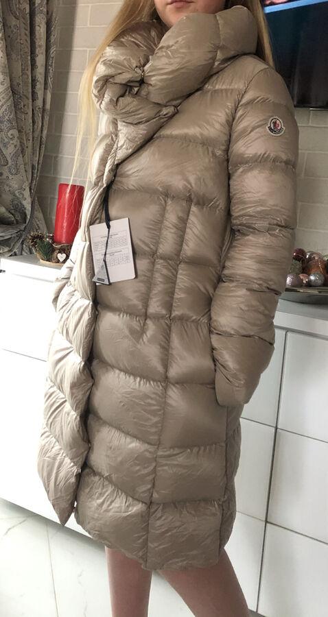 Пальто Наполнитель пух,весна-осень
