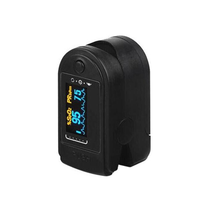 Пульсометр Пульсометр  Цвет в ассортименте! Устройство представляет собой портативное устройство, необходимое для самоконтроля со стороны пациентов, страдающих хроническими заболеваниями дыхательной и