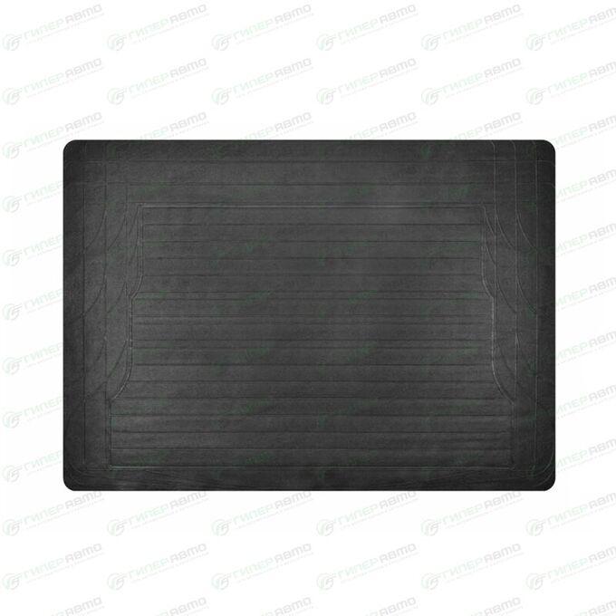 Коврик универсальный CARFORT MOTORED 4 в багажник, черный цвет, 1шт