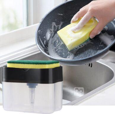 Дозатор  для  моющего средства