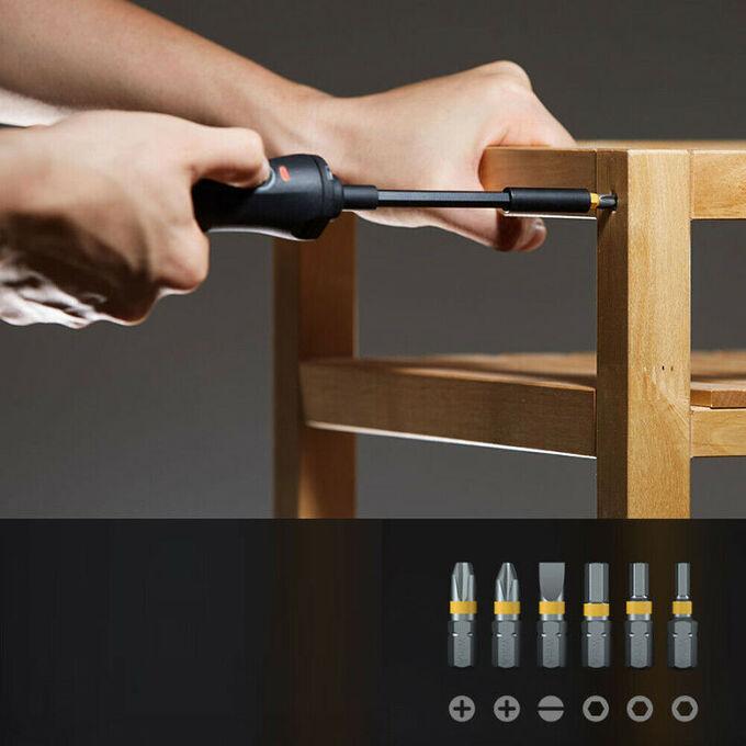 Электрическая отвертка Xiaomi Wiha Zu Hause Electric Screwdriver