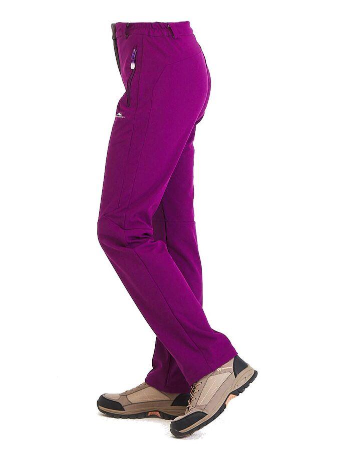Женские осенние весенние виндстопер фиолетового цвета 1926F