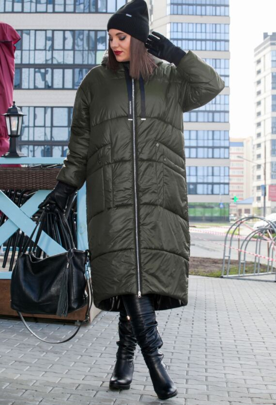 """Зима Модное зимнее стеганное пальто от LADY SECRET, станет вашим лучшим решением при выборе верхней одежды. Уникальный бельгийский утеплитель ISOSOFT и ветрозащитной мембранной подкладки """"Барьер"""" буде"""