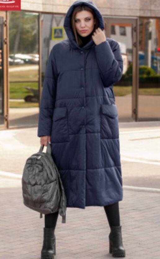Деми пишите цвет! Стеганное пальто с капюшоном и накладными карманами с клапанном, рукав втачной на приспущенной пройме, застежка на кнопке. Изделия из ткани с водоотталкивающим эффектом, на прохладну