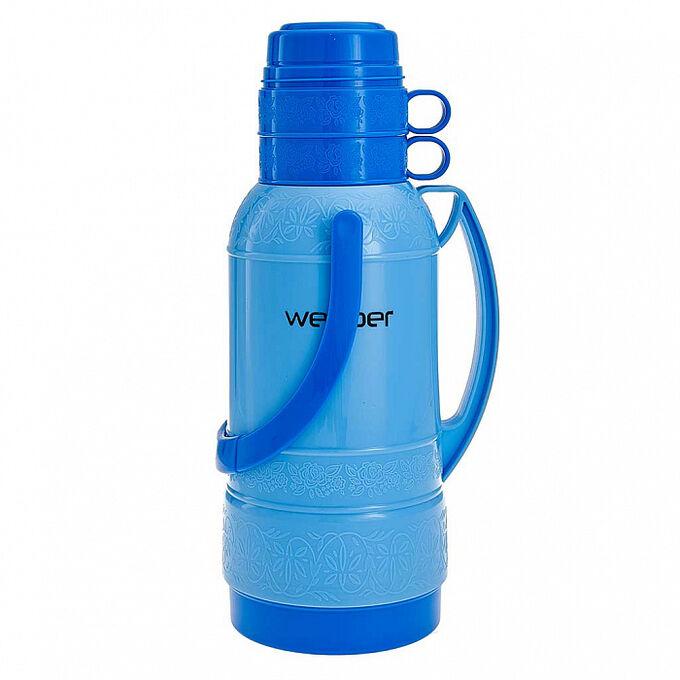 Термос 3,2 л Webber 25032/4 синий