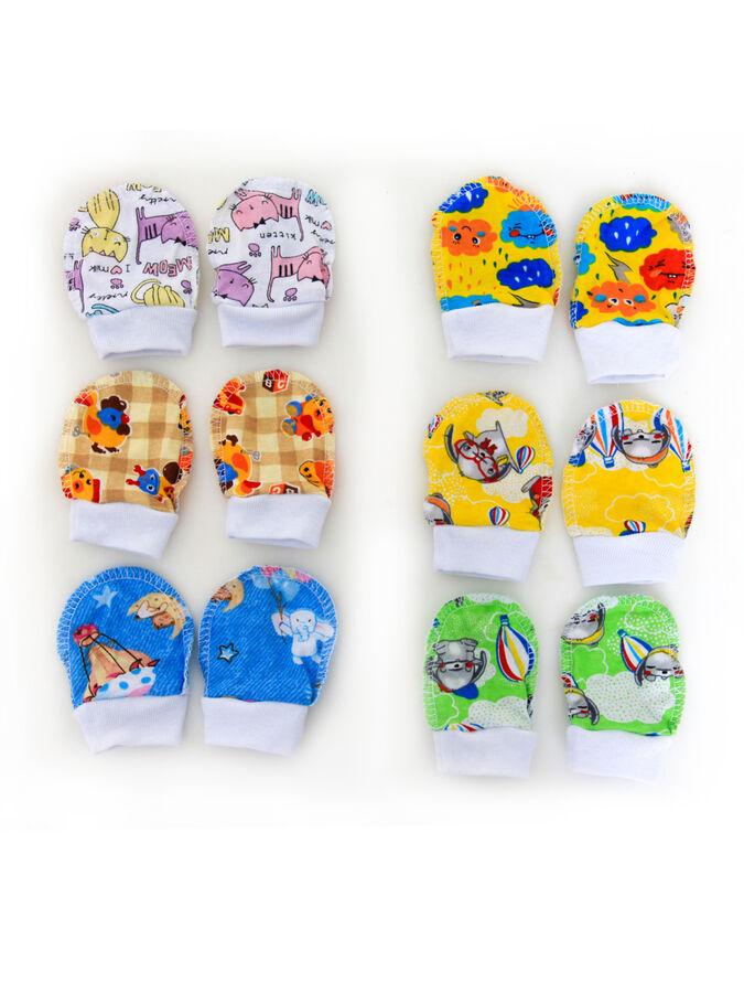 Набор рукавичек