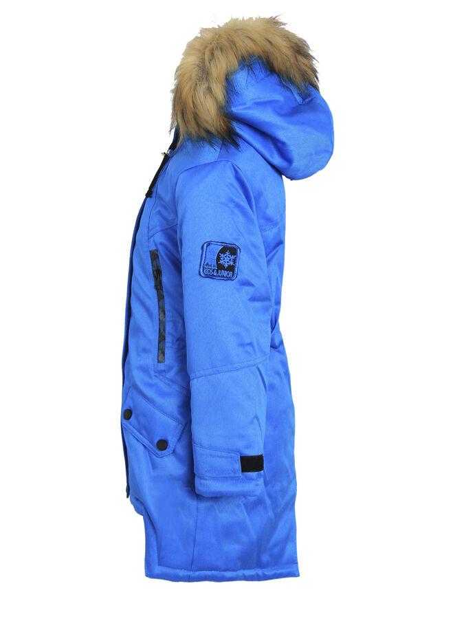 """Куртка-парка для девочки """"Север"""""""