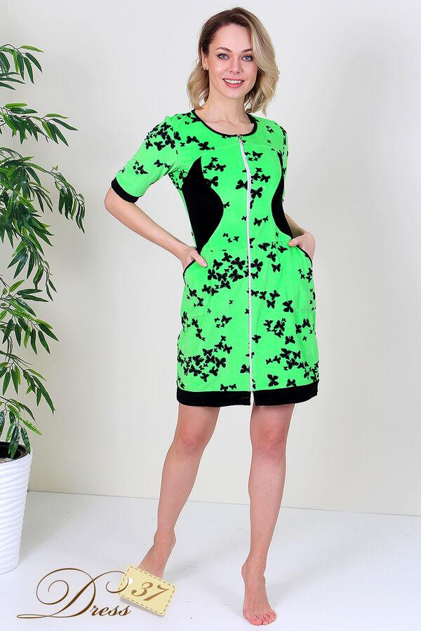 Халат «Класс» зеленый