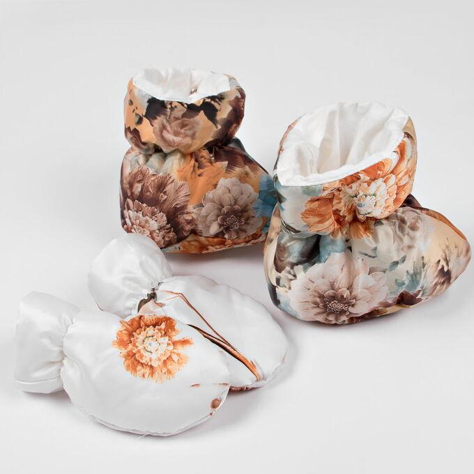 Комбинезон Clariss Flowers для малышей