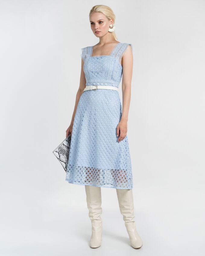 Платье жен. (006013) светло-голубой во Владивостоке