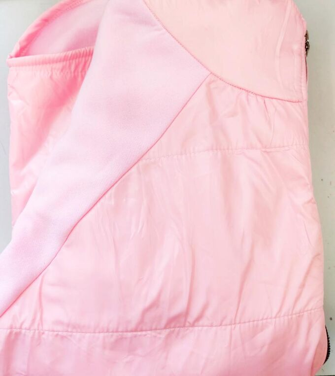 Куртка Идет на 42-44. ОБ 106 Цвет яркий розовый. Доп. фото