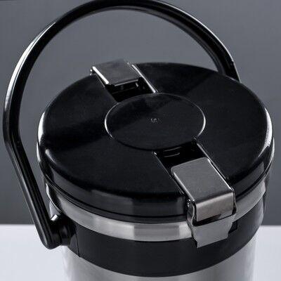 """Термос для еды """"Экспресс"""" 1с2391, с широким горлом, 1.5 л (3 секции ? 0.5 л), 74 °С, 6 ч"""