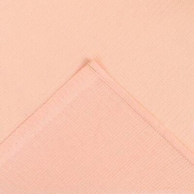 Накидка для сауны жен (75х150), цв.персик, ваф.полотно 160г/м, хл100%