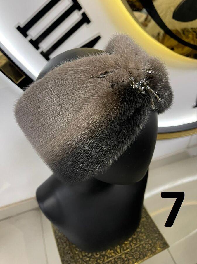 Чалма-повязка Бисер в ассортименте