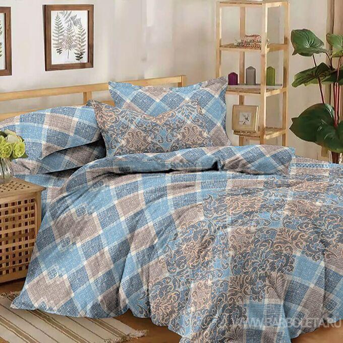 Полисатин Жатка 2 спальный с европростыней