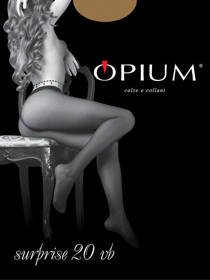 Колготки Женские Opium Surprise 20 VB nero