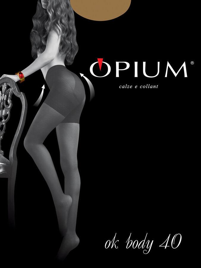 Колготки Женские Opium Ok Body 40 nero