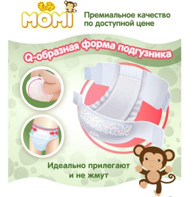 MOMI подгузники L (9-14 кг), 54 шт