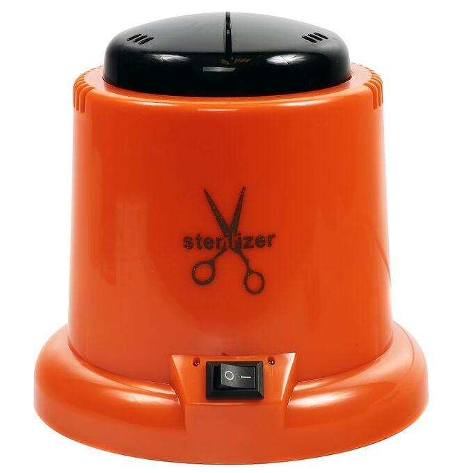 Стерилизатор гласперленовый Nail Art  Оранжевый