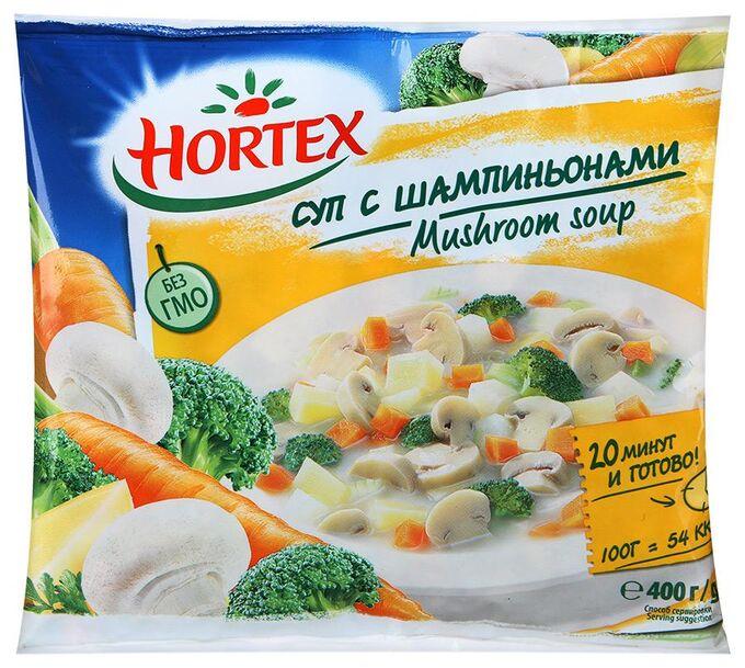 Суп с шампиньонами, Хортекс, 400 г