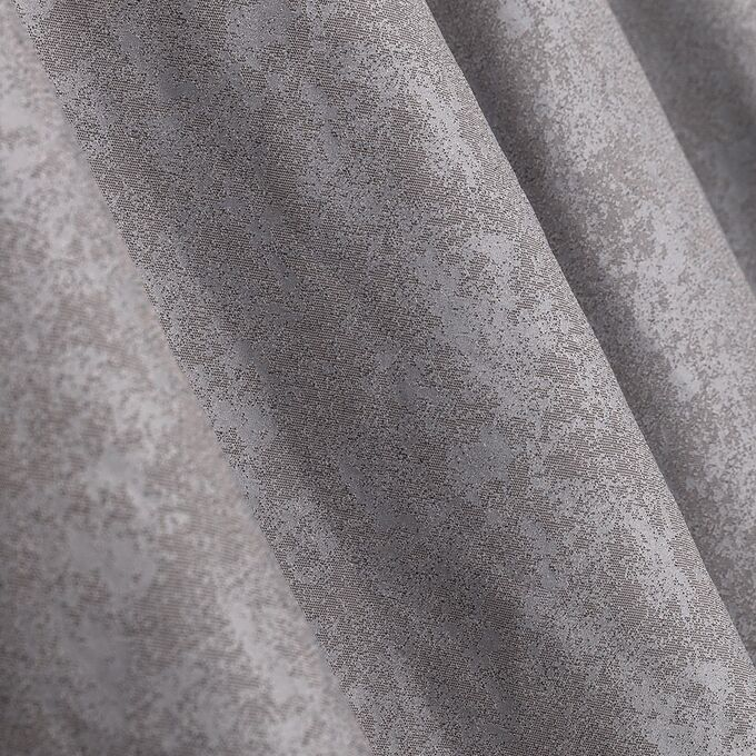 Комплект штор с подхватами Боа 200х270 см – 2 шт, 777-6349/11