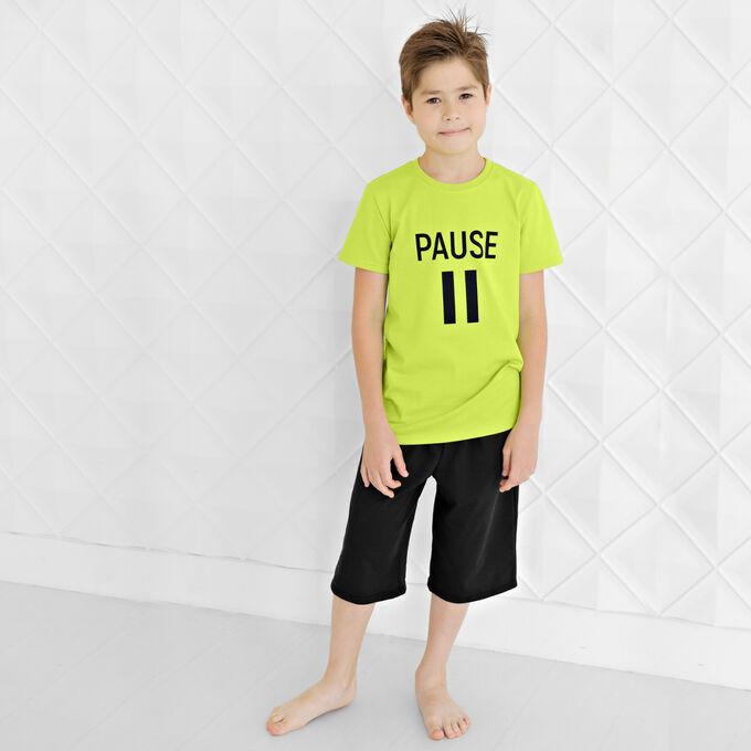 Костюм футболка+шорты