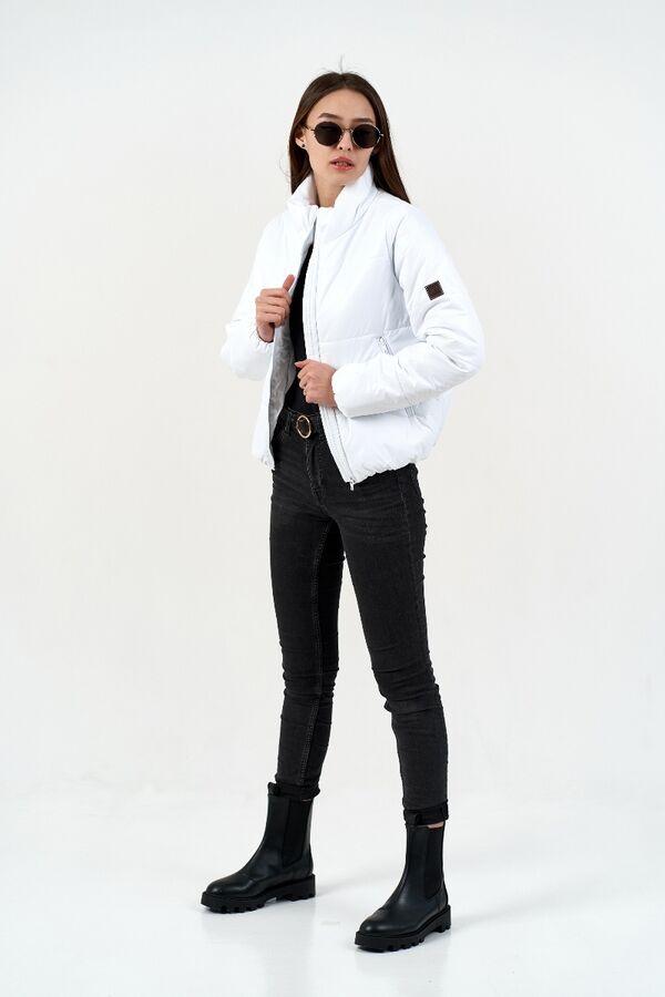 """Куртка женская """"Лэйди"""" белый"""