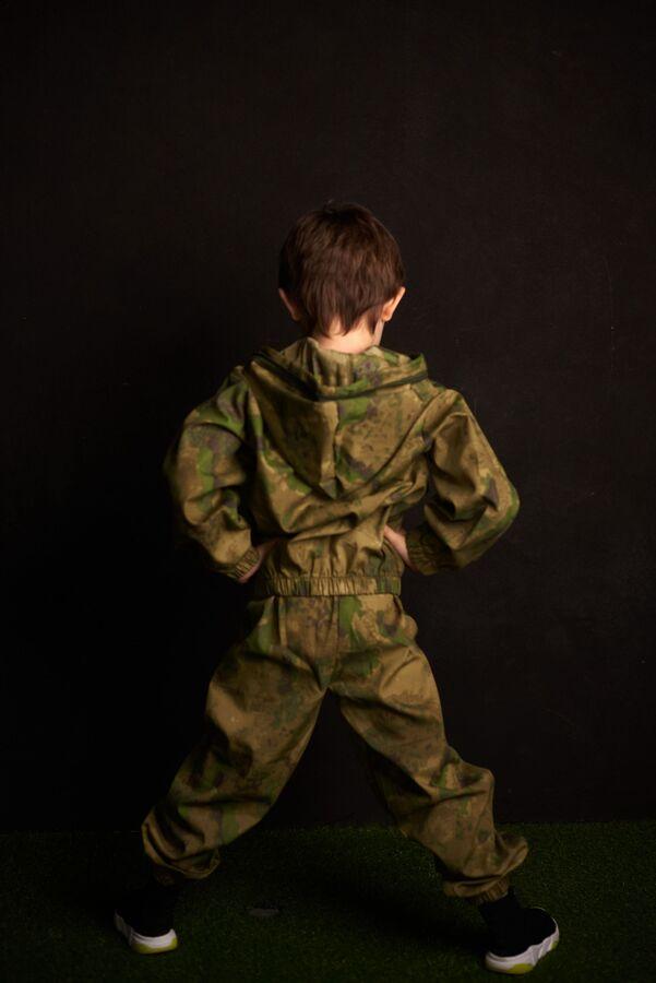 Костюм МОХ Камуфляжный костюм МОХ прекрасно подходит для активного летнего отдыха на природе, спортивных игр на свежем воздухе, для походов в лес, на летнюю рыбалку, для песочниц и просто для тех, кто